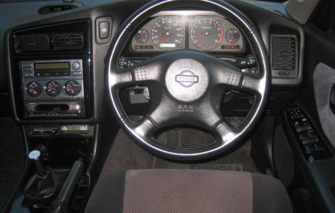 1998 Autech Stagea RS260 Series 1 interior.jpg