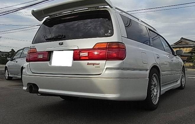 1998 Autech Stagea RS260 Series 1 stock 10.jpg