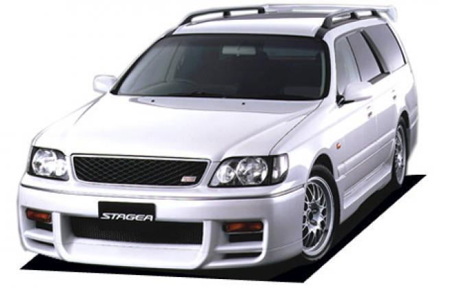 1998 Autech Stagea RS260 Series 1 stock 2.jpg