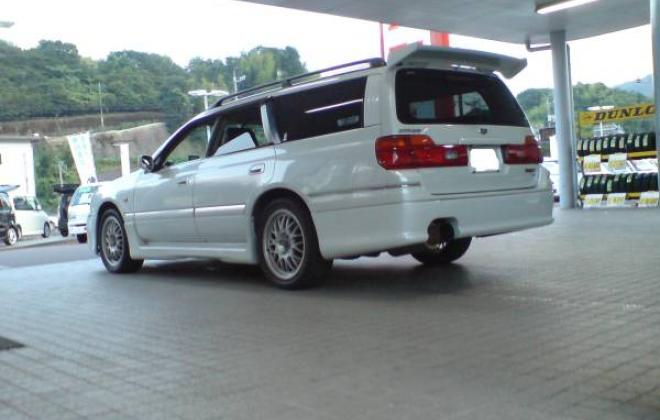 1998 Autech Stagea RS260 Series 1 stock 3.jpg