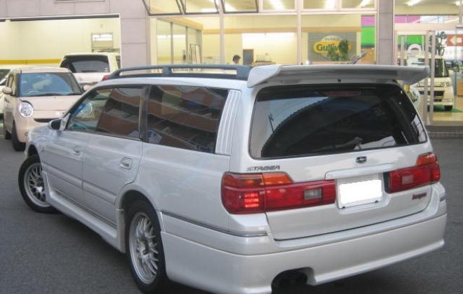 1998 Autech Stagea RS260 Series 1 stock 4.jpg