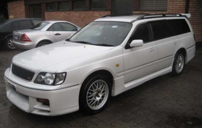 1998 Autech Stagea RS260 Series 1 stock 5.jpg