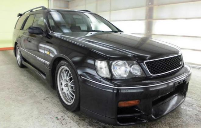 1998 Autech Stagea RS260 Series 1 stock 6.jpg