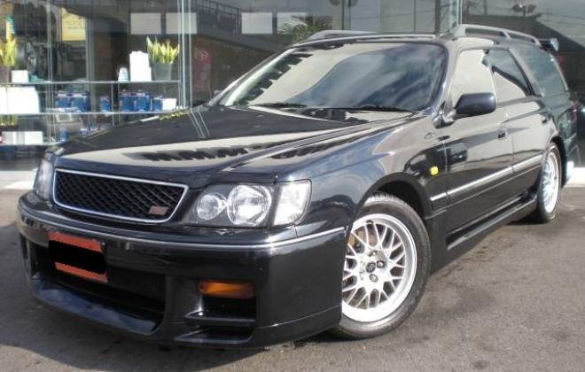 1998 Autech Stagea RS260 Series 1 stock 8.jpg