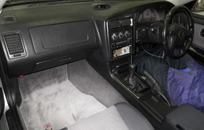 1998 Autech Stagea RS260 Series 2 interior 2.jpg