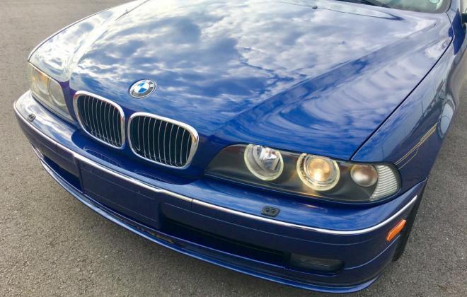 1998 BMW E39 Alpina B10 V8 Blue images immaculate condition (10).jpg