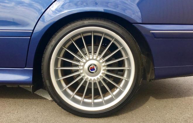 1998 BMW E39 Alpina B10 V8 Blue images immaculate condition (11).jpg