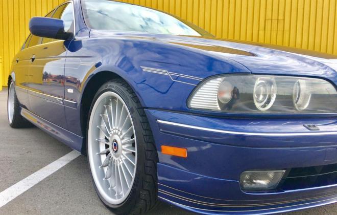 1998 BMW E39 Alpina B10 V8 Blue images immaculate condition (2).jpg