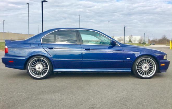 1998 BMW E39 Alpina B10 V8 Blue images immaculate condition (3).jpg