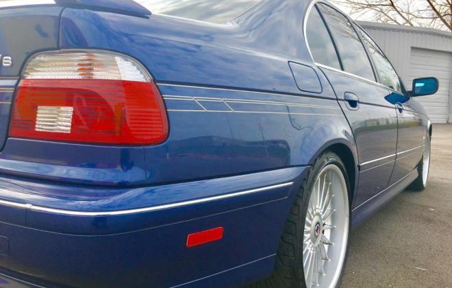 1998 BMW E39 Alpina B10 V8 Blue images immaculate condition (4).jpg