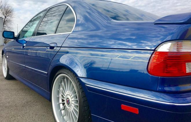 1998 BMW E39 Alpina B10 V8 Blue images immaculate condition (6).jpg