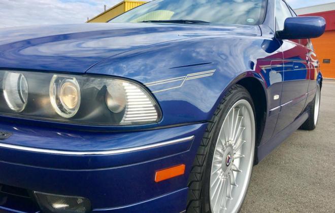 1998 BMW E39 Alpina B10 V8 Blue images immaculate condition (8).jpg