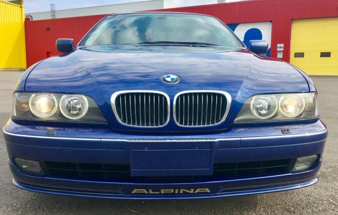 1998 BMW E39 Alpina B10 V8 Blue images immaculate condition (9).jpg