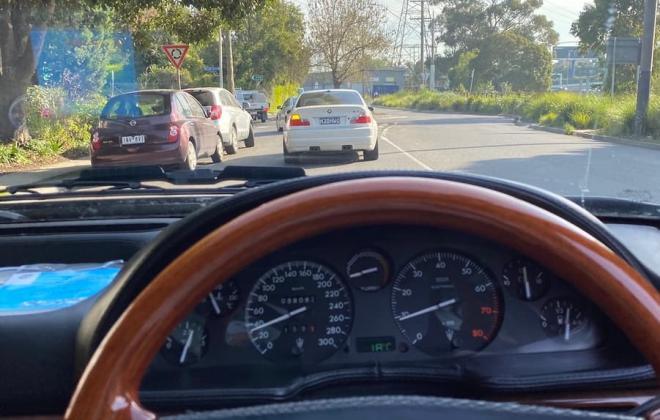 1998 Black Maserati Ghibli GT coupe for sale Vic Australia (3).jpg