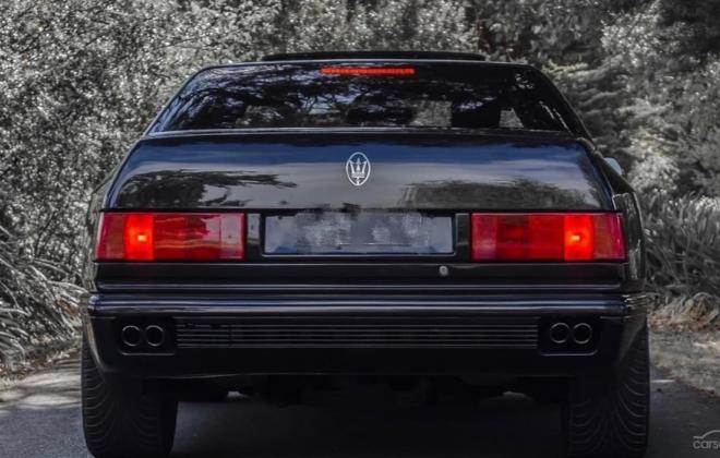 1998 Black Maserati Ghibli GT coupe for sale Vic Australia (5).jpg