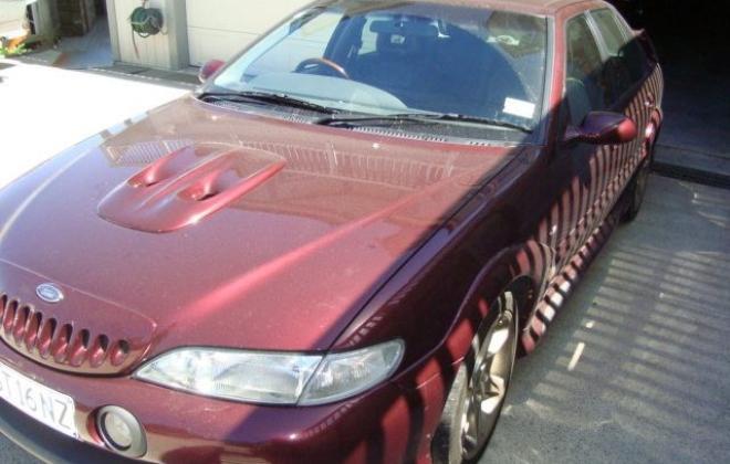 1998 EL Ford Falcon GT 1998 build number 255 (2).jpg