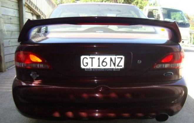 1998 EL Ford Falcon GT 1998 build number 255 (3).jpg