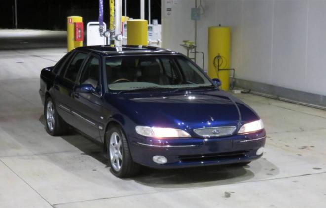 1998 Fairlane FBT Navy Blue Build Number 063 (12).JPG