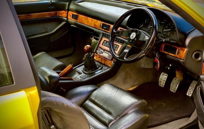 1998 Maserati Ghibli Yellow coupe for sale Sydney (4).jpg