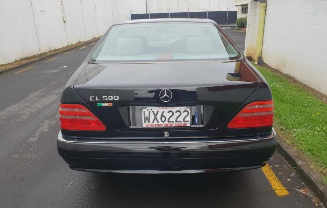 1998 Mercedes CL500 C140 coupe black images (2).jpg