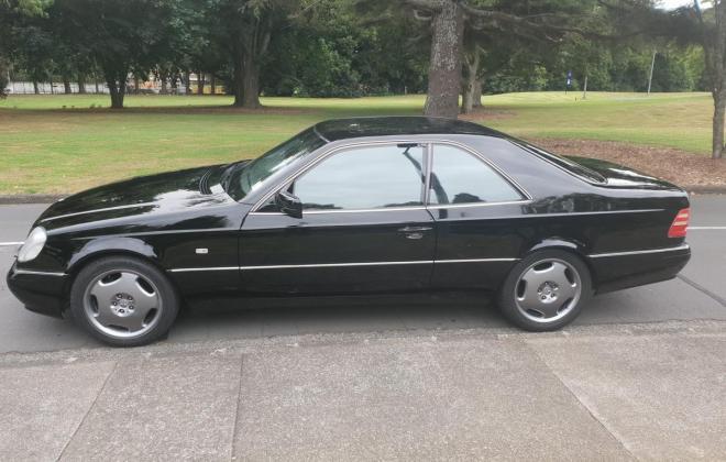 1998 Mercedes CL500 C140 coupe black images (8).jpg