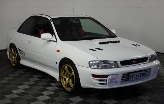 1998 Subaru WRX STi Version 5 Coupe type R white images 2021 Australia (3).jpg