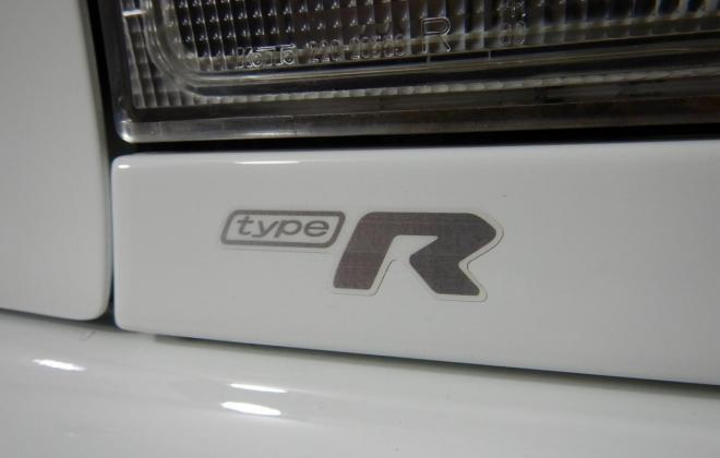 1998 Subaru WRX STi Version 5 Coupe type R white stickers badges images 2021 Australia (11).jpg