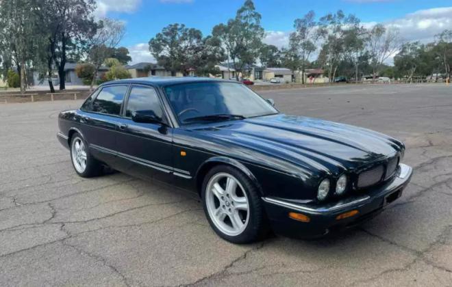 1998 X308 Jaguar XJR dark green Australia images 2021 (6).png