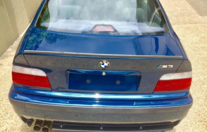 1999 BMW M3 Azure Blue anniversary edition Australia images (4).png