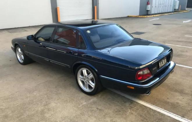 1999 Blue Jaguar XJR X308 Australia RHD images (1).png