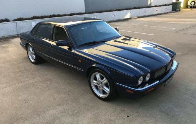 1999 Blue Jaguar XJR X308 Australia RHD images (4).png