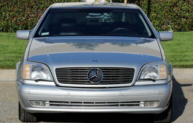 1999 CL500 W140 Coupe C140 image silver USA.jpg