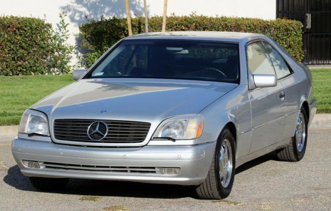 1999 CL500 W140 Coupe C140 images silver (1).jpg