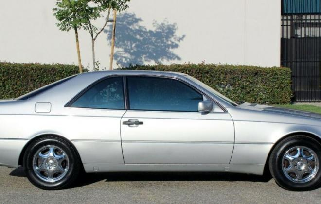 1999 CL500 W140 Coupe C140 images silver (3).jpg