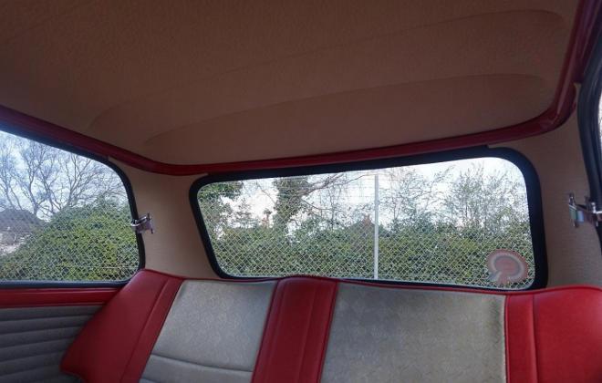 2 Black over Tartan red 1965 Morris Cooper S MK1 British built image (18).jpg