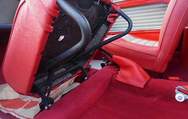2 Black over Tartan red 1965 Morris Cooper S MK1 British built image (26).jpg