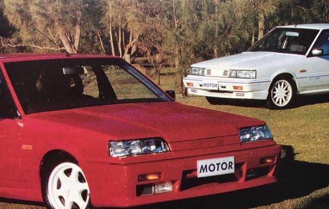 2 Modern Motor Magazine Issue 16, 1989, Nissan SVD Silhouette GTS2 article (1).jpg
