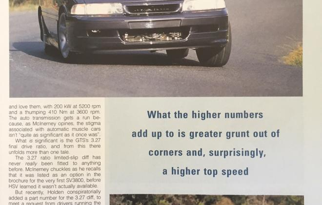 2 VP HSV GTS Wheels magazine article 1992 (2).jpg