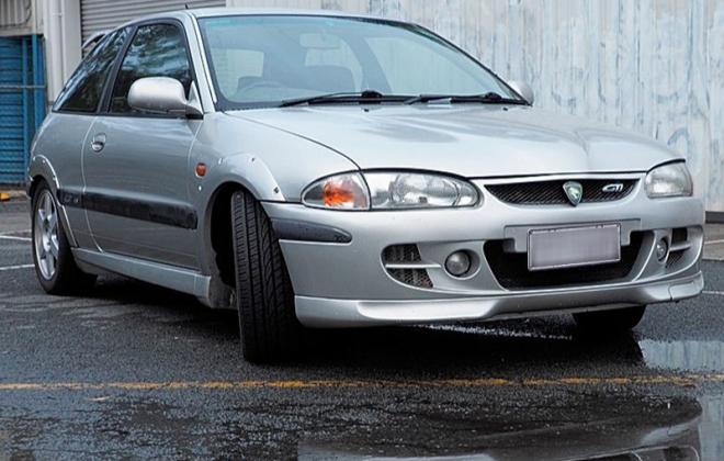 2000 Proton Satria GTi Australia image front.png