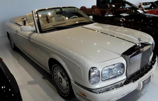 2000 Roills Royce Corniche white paint images Dec 2020 (1).jpg