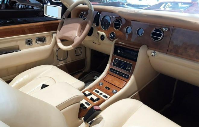 2000 Roills Royce Corniche white paint images Dec 2020 (10).jpg