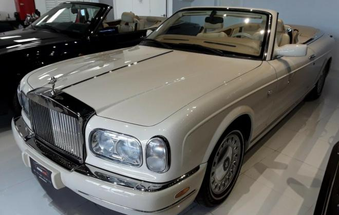 2000 Roills Royce Corniche white paint images Dec 2020 (4).jpg