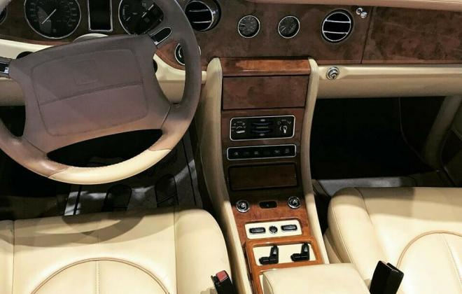 2000 Roills Royce Corniche white paint images Dec 2020 (9).jpg