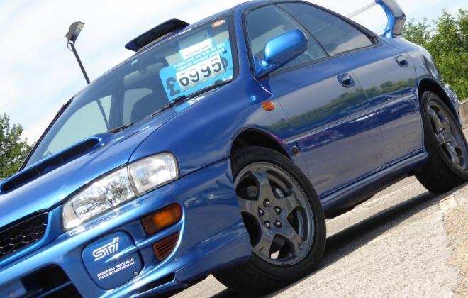 2000 Subaru WRX STI Version 6 RA Blue Sedan (20).jpg