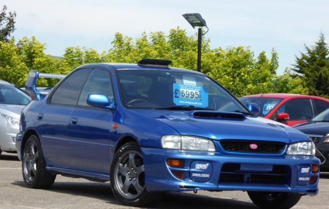 2000 Subaru WRX STI Version 6 RA Blue Sedan (21).jpg