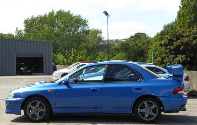 2000 Subaru WRX STI Version 6 RA Blue Sedan (4).jpg