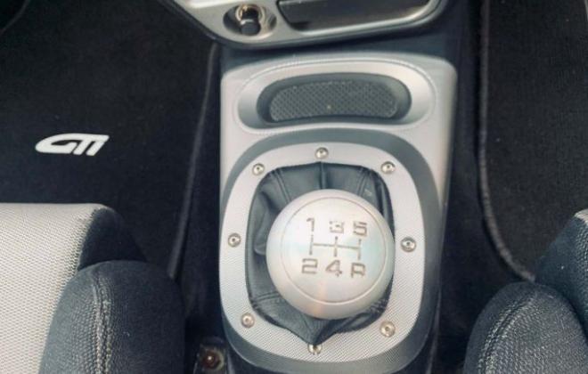 2001 Proton Satria GTi Silver original condition UK images (15).jpg