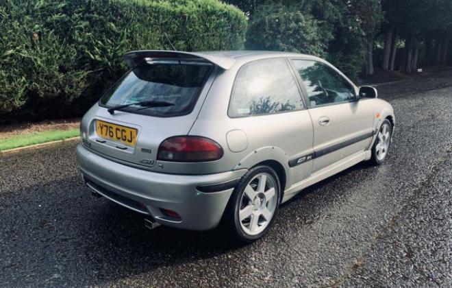 2001 Proton Satria GTi Silver original condition UK images (4).jpg
