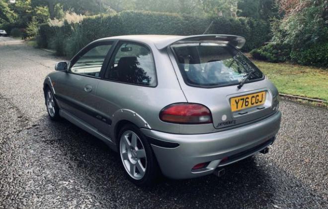 2001 Proton Satria GTi Silver original condition UK images (7).jpg