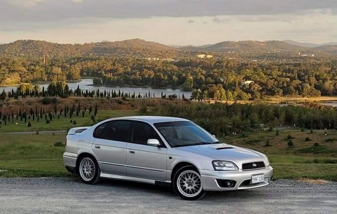 2002 Subaru Liberty Legacy B4 Turbo sedan silver images (5).jpg